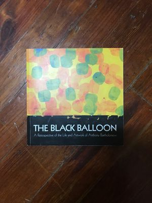 The Black Balloon - $10 for Sale in Cleveland, OH