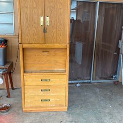 Tv Console With Drawers for Sale in San Angelo,  TX