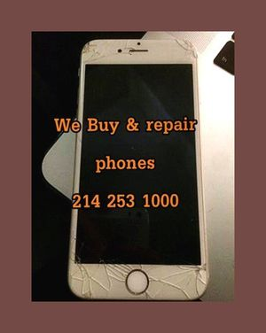 iPhone 6 screen for Sale in Dallas, TX