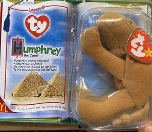 Ty McDonalds Humphrey Camel Beanie for Sale in Renton, WA