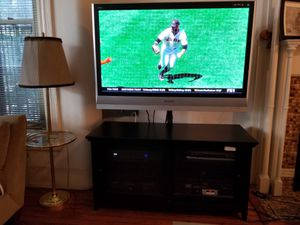 Panasonic 50 inch TV and TV stand combo. $85 or best offer. for Sale in Washington, DC