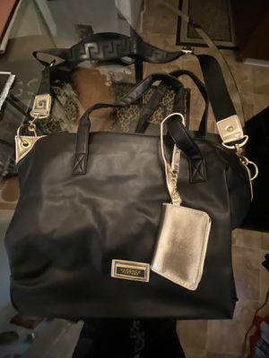 Versace women's bag with small wallet and dust bag for Sale in La Mesa, CA
