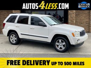 2007 Jeep Grand Cherokee for Sale in Puyallup, WA