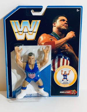 Kurt Angle Action Figure for Sale in Durham, NC