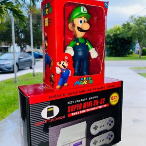 Super Mini Console Built In Nintendo Games 821 HDMI Games LUGUI FIGURE FREEE. SHIPPING AVAILABLE 📦🚚 for Sale in Hollywood, FL