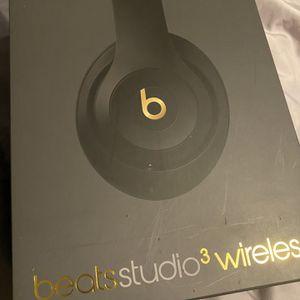 Beatstudio 3 Wireless for Sale in Gervais, OR