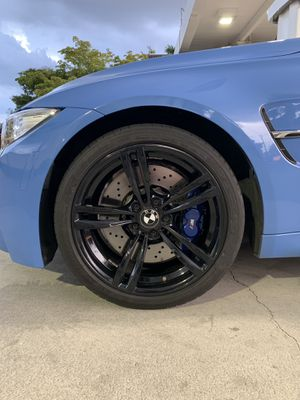 BMW F80 M3 OEM WHEELS / STOCK WHEELS for Sale in Pompano Beach, FL