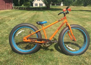 Mongoose fat tire bike for Sale in Shelton, CT