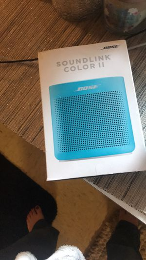 Bose Bluetooth speaker for Sale in Minneapolis, MN