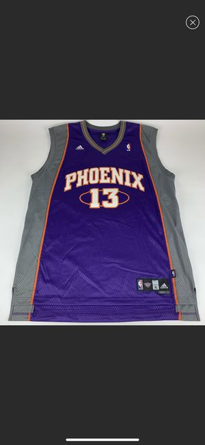 Steve Nash Phoenix Suns NBA Adidas Authentic Jersey for Sale in Young, AZ