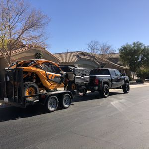 Double Axel Overlanding Trailer for Sale in Maricopa, AZ