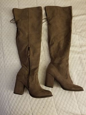 Thigh High, High Heeled Boots for Sale in Palo Alto, CA