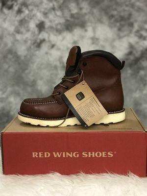 Red Wing Shoes, Boots, Botas, Working Boots, Water Proof for Sale in Bellflower, CA