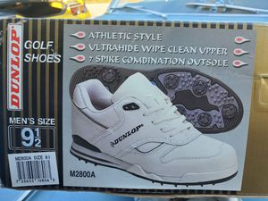 Dunlop golf shoes for Sale in Pataskala, OH