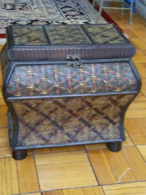 Oriental Storage Stool for Sale in Washington, DC
