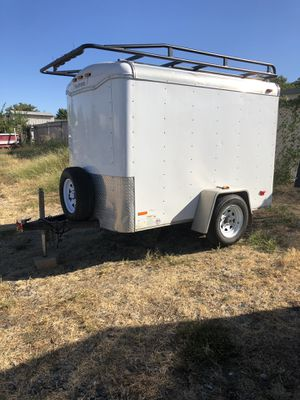 5x8 Cargo Enclosed Trailer for Sale in Frisco, TX