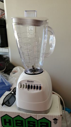 New blender Osterizer plastic cup for Sale in Riverside, CA