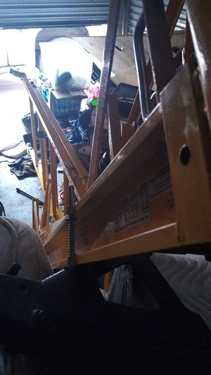 Scaffolding complete setup for Sale in Dallas, TX