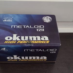 Okuma METALOID 12II Two Speed Lever Drag Conventional Fishing Reel for Sale in Mission Viejo, CA