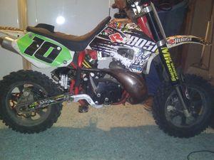 2012 65cc Cobra Dirt Bike for Sale in Afton, OK