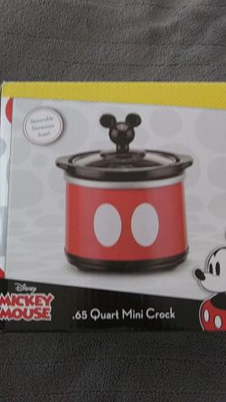 Mickey Mouse Mini Crock for Sale in Chicago,  IL