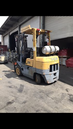 TCM Forklift 5000 Lbs. Capacity for Sale in Los Angeles, CA