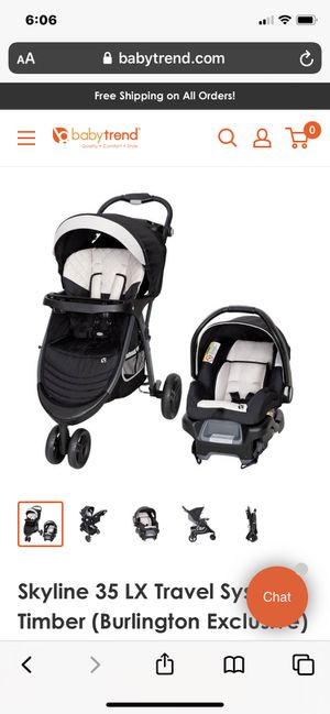 Baby trend travel sytem for Sale in Anaheim, CA