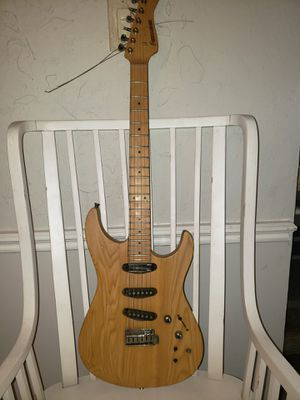 Fernandez Electric Guitar for Sale in Richmond, TX