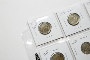 120 Buffalo Nickel Collection - all full date for Sale in Mannsville, NY