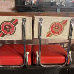 49ers Stadium Seats for Sale in Visalia,  CA