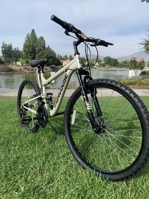New awesome 😎 full suspension mongoose mountain bike adult bicycle for Sale in Chula Vista, CA