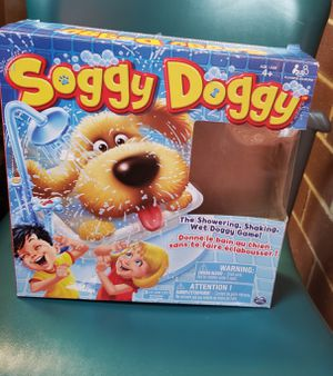 Soggy Doggy Board Game for Sale in Charlotte, NC