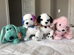 Beanie Babies dogs for Sale in Norfolk, VA