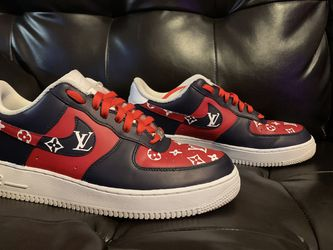 Size Men 10 Custom Air Force One's $100 for Sale in Murfreesboro,  TN