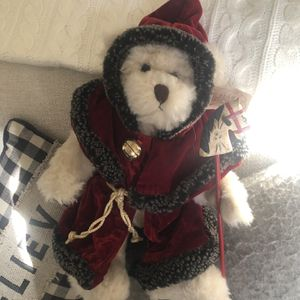 Fully jointed Santa bear for Sale in Lebanon, PA