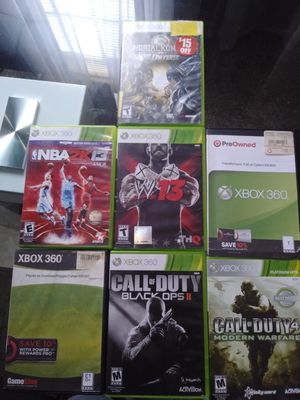 Xbox 360 games for Sale in Orlando, FL
