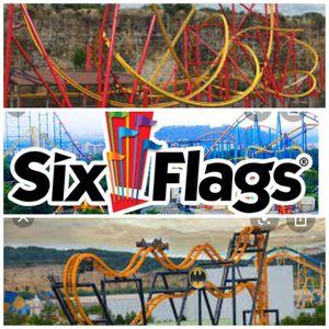 SIX FLAGS FIESTA TEXAS for Sale in San Antonio, TX