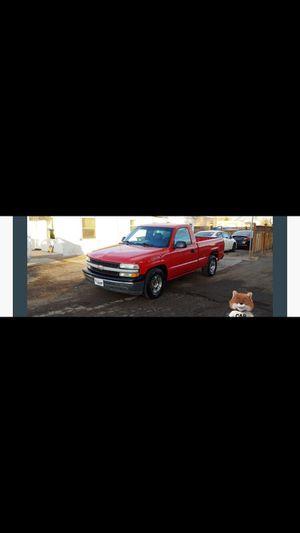 Chevy Silverado 1500 2wd for Sale in Salt Lake City, UT
