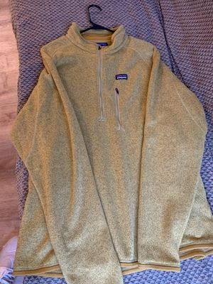 Patagonia M's Better Sweater 1/4 Zip for Sale in Denver, CO