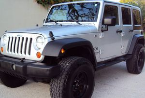 Fullyy a/c 07 Suv Jeep V6 4X4 $1800 Wrangler Unlimited! for Sale in Fremont, CA