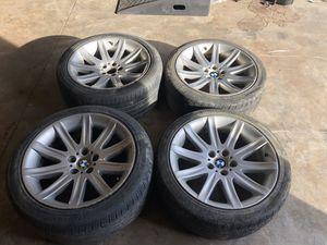 Bmw 750li wheels 95s rims e60 for Sale in Moore, SC