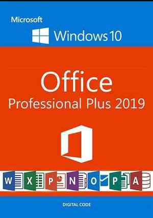 Microsoft Office Professional Plus 2019 for Sale in Chula Vista, CA