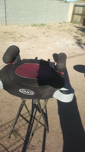 Graco® Backless TurboBooster Car Seat Graco® Backless TurboBooster Car SeAt for Sale in Phoenix, AZ