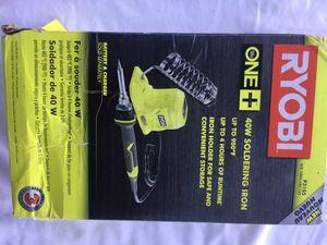 40 watt soldering iron for Sale in La Puente, CA