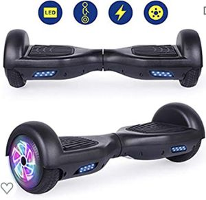 YHR hoverboard black LED for Sale in Chicago, IL