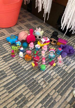 Shopkins and lol surprise haul for Sale in Phoenix, AZ