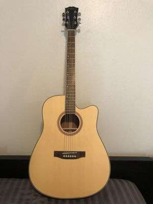 Oriental Cherry Full Size Acoustic Guitar ( Brand New ) for Sale in Fremont, CA