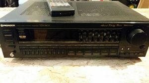 Pioneer Stereo Receiver Vintage VSX 3800 for Sale in Puyallup, WA