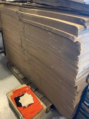 Corrugated cartons for Sale in Philadelphia, PA