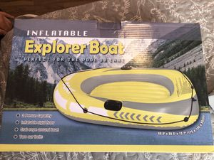 Inflatable boat for Sale in Duarte, CA